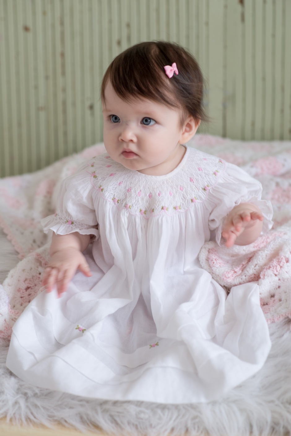 A Christening Gown Treasure